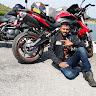 Ride Profile Picture of Abhinandan Kumar