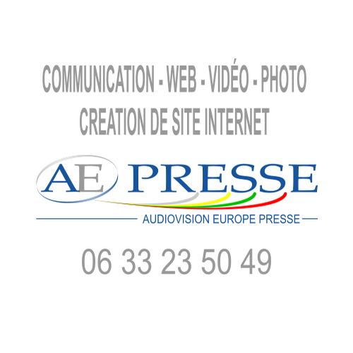 Avatar logo | AE PRESSE WEB | Clermont-Ferrand France | photographer 360 tour