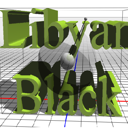 Libyan Black