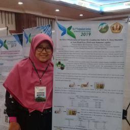 Profile picture of Norisca Aliza Putriana