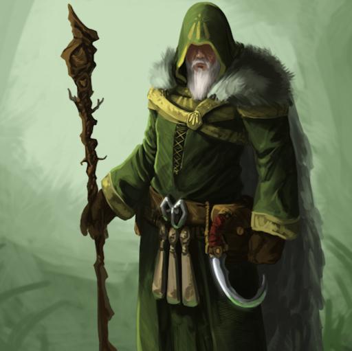 Dziany Druid