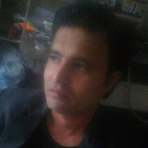 Poet Shahzad Ali Memon