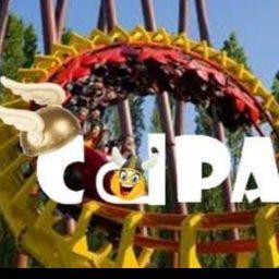 Coaster du PARC ASTERIX