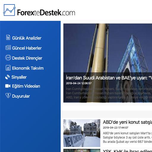 Destek Yatırım  Google+ hayran sayfası Profil Fotoğrafı