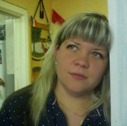 Ольга Сабуркина