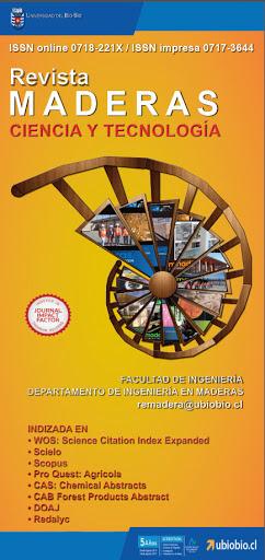 Maderas. Ciencia y Tecnologia