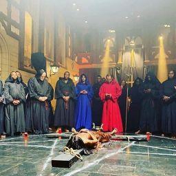 Python Priest