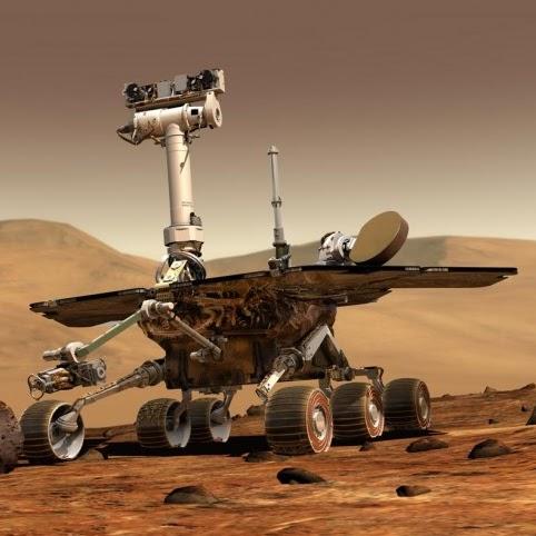 Mars Rover Opportunity  Google+ hayran sayfası Profil Fotoğrafı