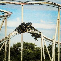 Benoit - Coasters & Parks