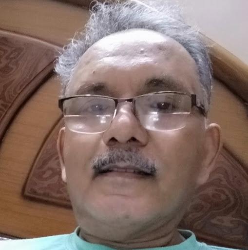 Poet C K Rawat