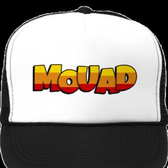 Moùad OùN - Couverture