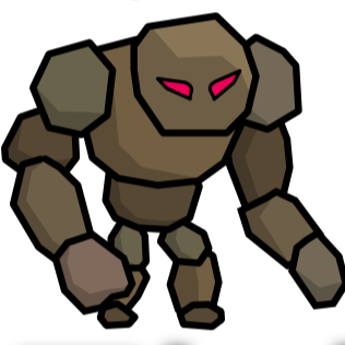 Angry Golem