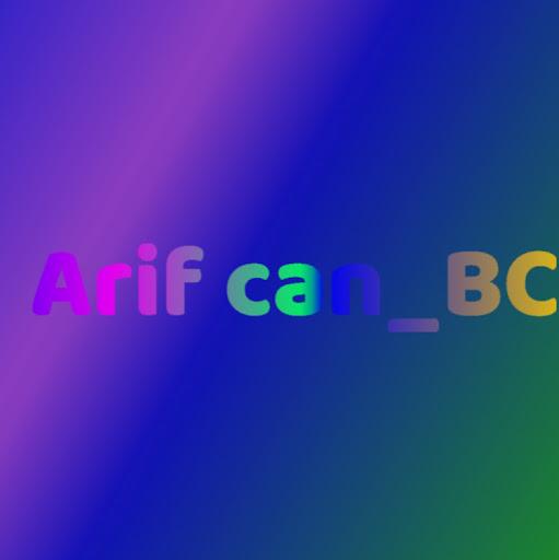 Arif can_BC