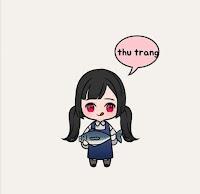 """Trang """"Mèo hen lắm chiêu"""" Thu Nguyễn"""