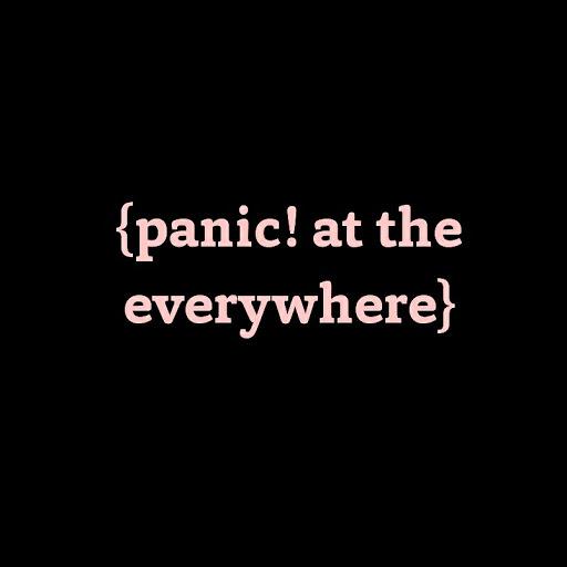User image: Panic! AtTheEveryWhere