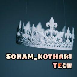 user Soham Kothari apkdeer profile image