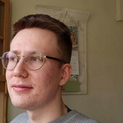 Paavo Jordman's avatar