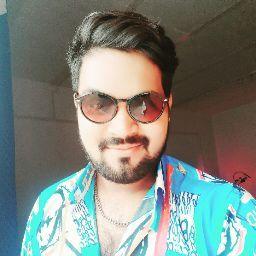 Poet Surya Prakash Sharma