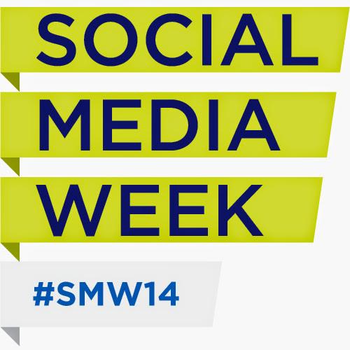 Social Media Week  Google+ hayran sayfası Profil Fotoğrafı