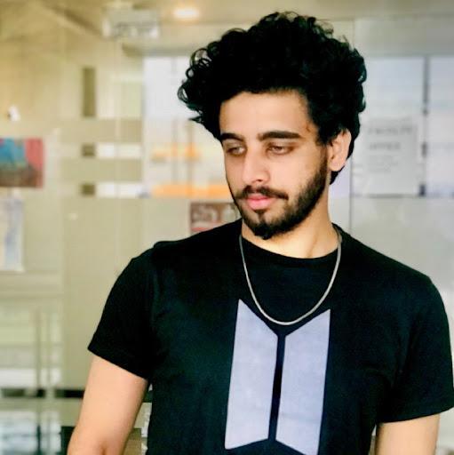 Poet Shayan Ali Talab