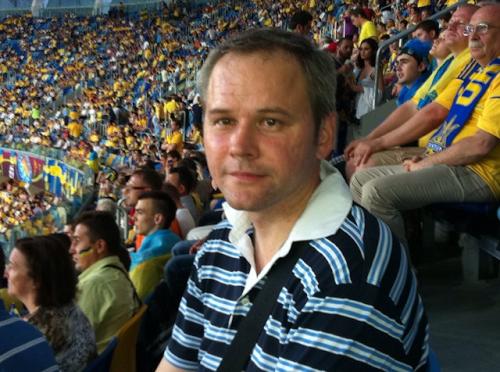 Oleksandr Cherepanov