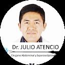 Dr. Julio Antonio Atencio Cruz