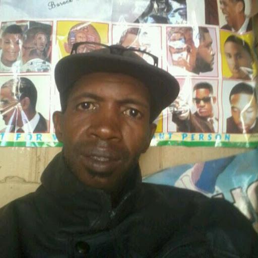 Alpha Amadou Diallo - cover