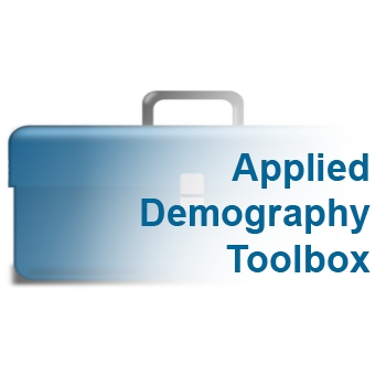 Applied Demography Toolbox
