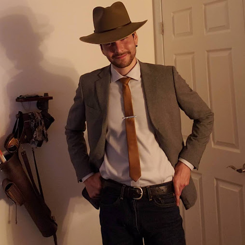 John-Luc Giddings avatar