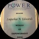 LAQUSHIA EDWARDS
