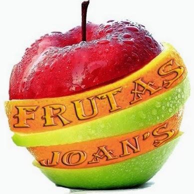 frutas joans