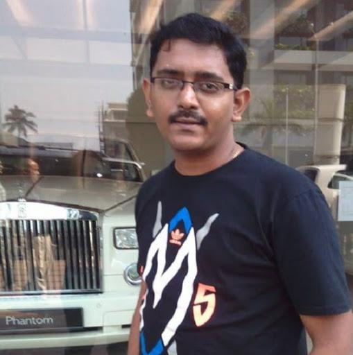 Avatar - Arun Ramanathan