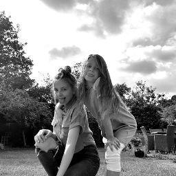 Evie & Darcie