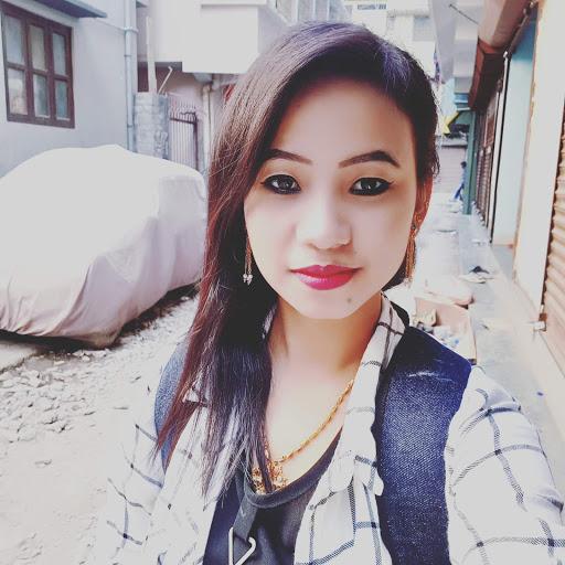 ThatManipuri lady