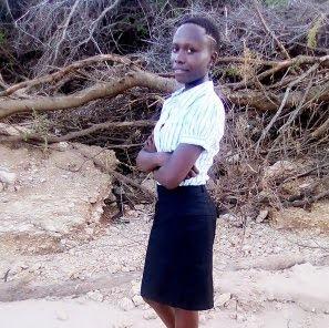Poet Miriam Onyancha