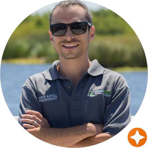 Aaron Bartell (AquaTech Pool Systems)