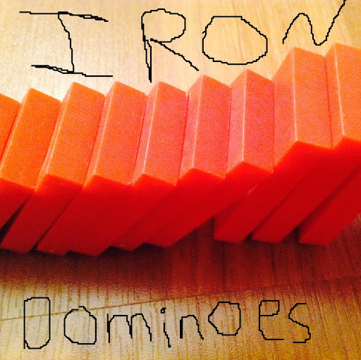 Iron Dominoes