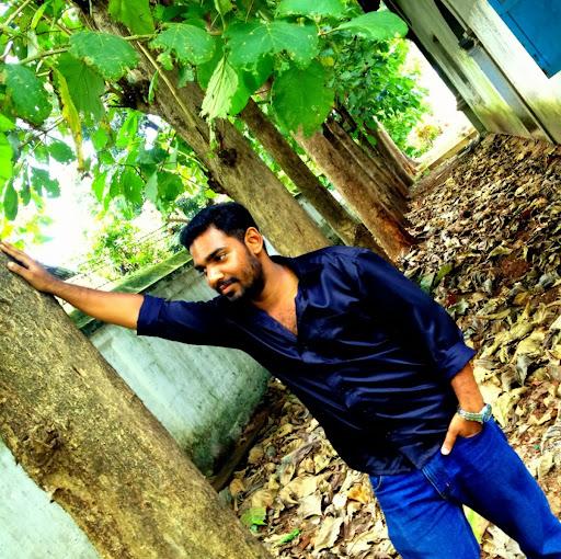 Jerald Raj Varghese