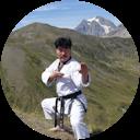 Traditional Taekwondo Master Park