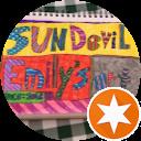 Sun Devil Emily's Art