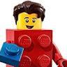LegoMountainBiker