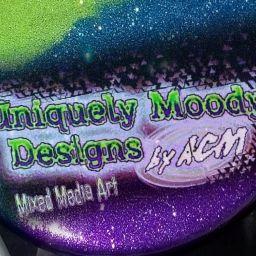 Uniquely Moody Designs by ACM (OwlBreck)