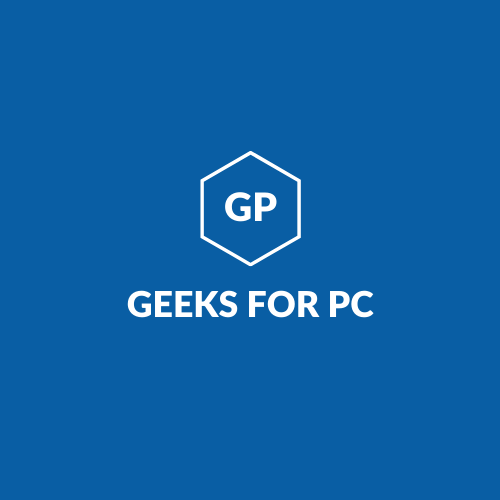 Geeks For PC