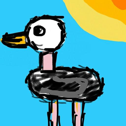 Mr.FlyingOstrich Ostrich