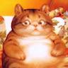 Толстый кот