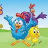 Conteúdo infantil Desenhos e jogos infantis