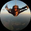Skytandem Fallschirmsport Fallschirmspringen