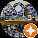 Flow Blue Antiques