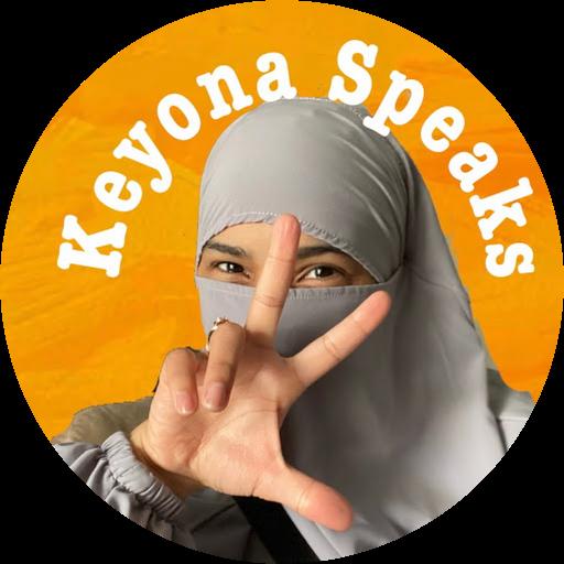 Keyona Speaks