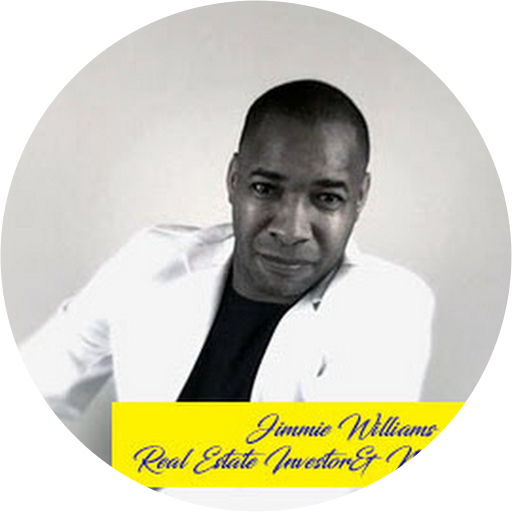 Real Estate, Finance and Marketing Coach Jimmie W.
